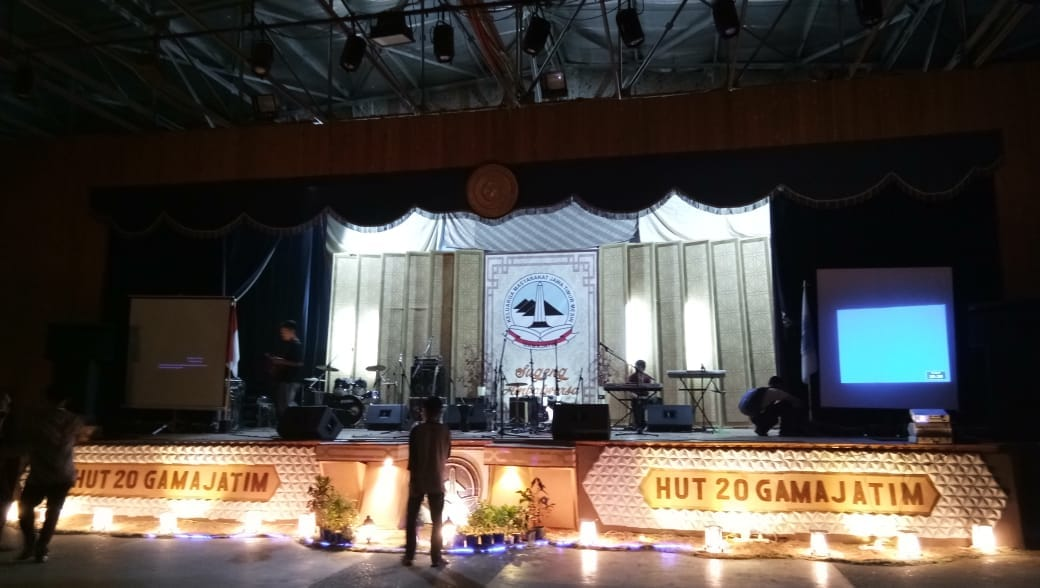 Gamajatim Music Project; Pesta Terakhir HUT XX Gamajatim