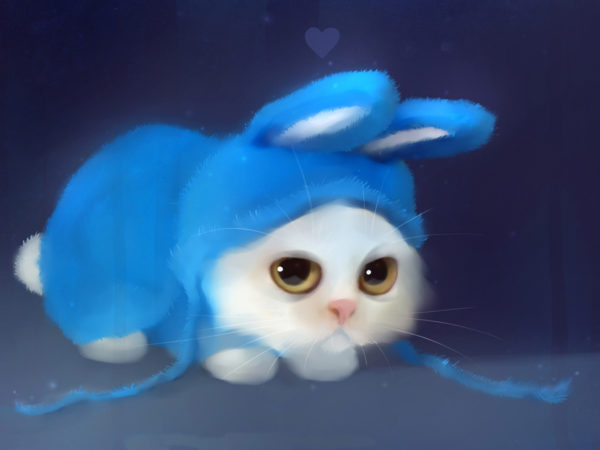 Kelinci Biru Kecil