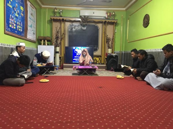 Kelas Tahfidz Gamajatim, Rizky Abdillah: Menambah semangat  warga menghafal Al-Qur'an